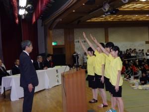 19選手宣誓